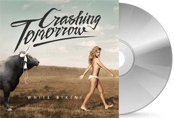 WhiteBikini CrashingTomorrow CD300
